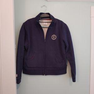 Reebok sweatshirt, M, thermal zip up